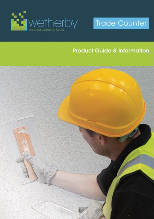 Wetherby Building Systems Trade Counter Brochure 2017 TradeCounterBrochure-web