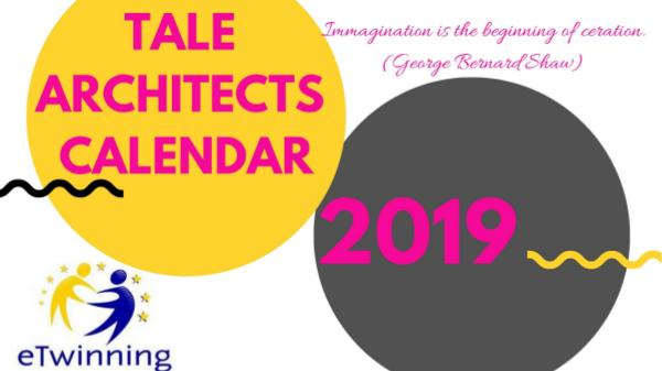 """Tale Architects"" Calender Calender"""