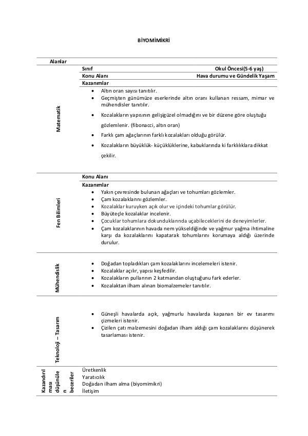 STEM CHALLENGE şerife plan (1)