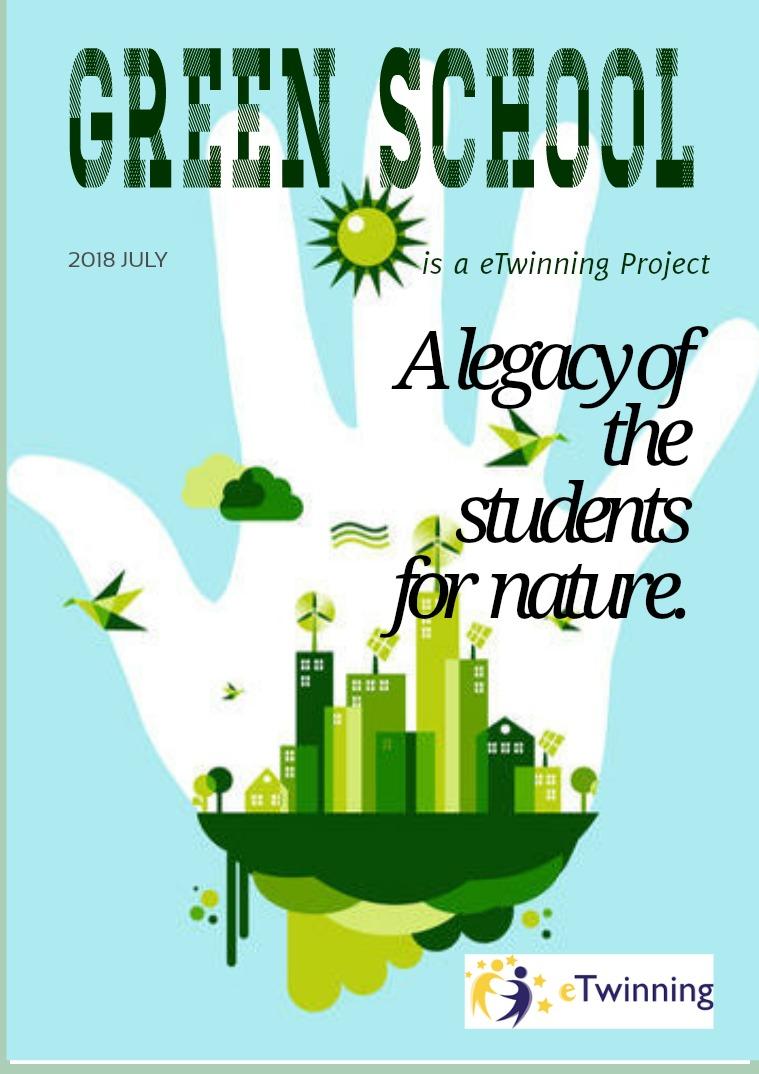 GREEN SCHOOL Magazine