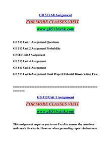 GB 513 RANK Extraordinary Success/gb513rank.com
