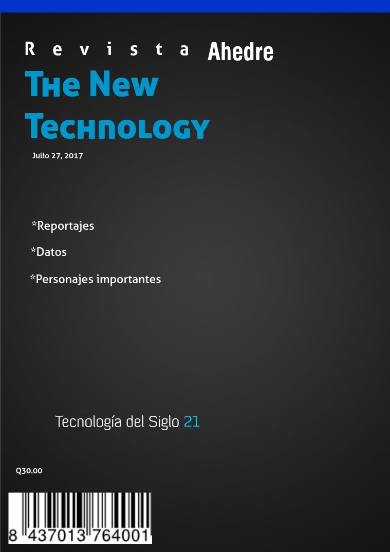 The New Technology 1