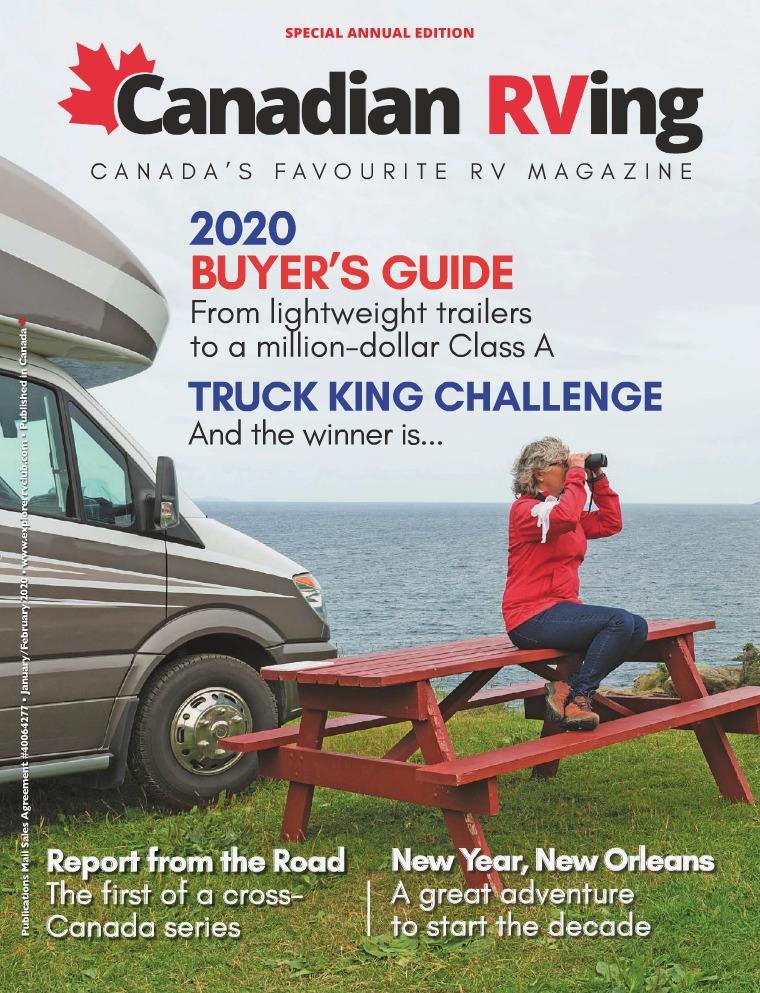 Canadian RVing Special Annual Edition 2020