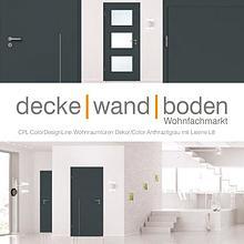 dwb Wohnraumtüren CPL Color Line mit Lisenen