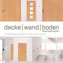 dwb Wohnraumtüren CPL Holz Design Line mit Lisenen L1 Buche