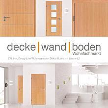 dwb Wohnraumtüren CPL Holz Design Line mit Lisenen L2 Buche