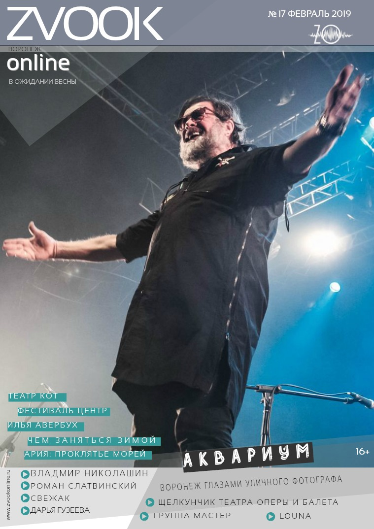 ZVOOK ONLINE №17 February 2019