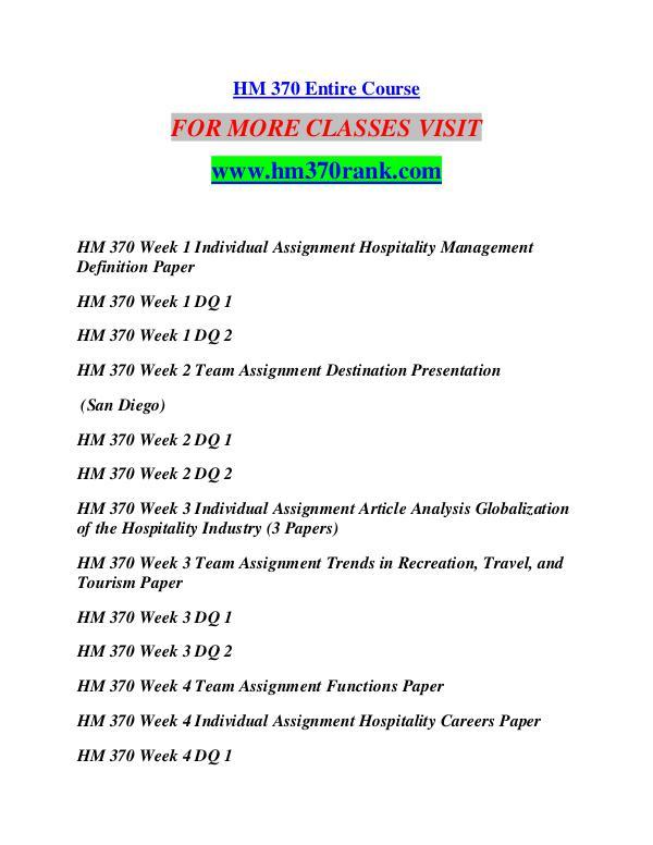 HM 370 RANK Extraordinary Success/hm370rank.com HM 370 RANK Extraordinary Success/hm370rank.com
