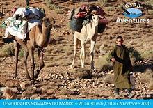 Les derniers nomades du Maroc