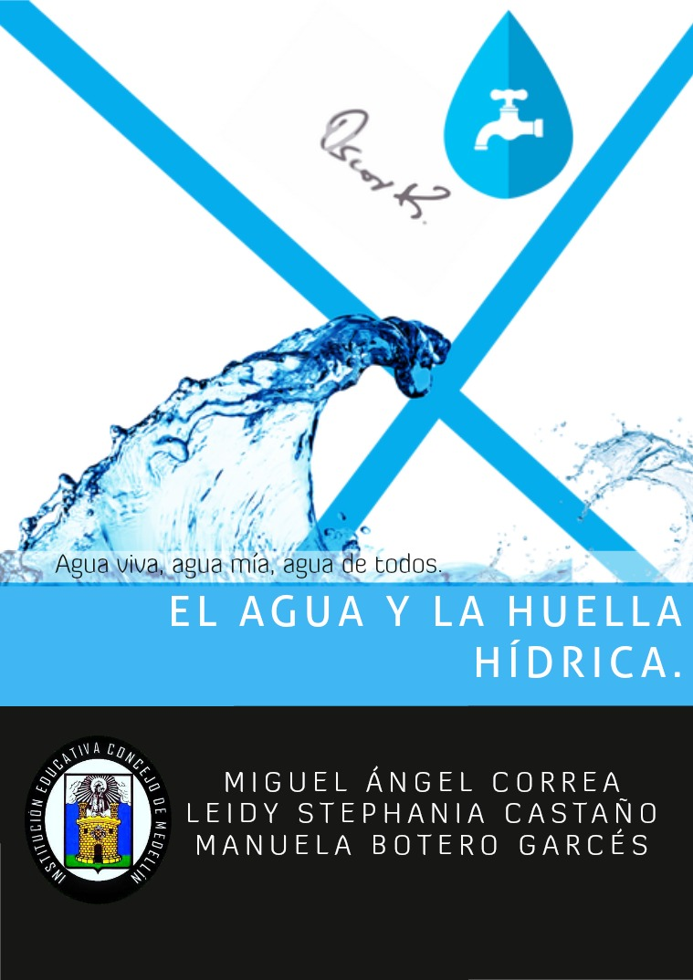 EL AGUA VOLUMEN 1