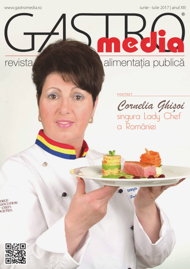 Gastromedia Gastromedia 2017 | Iunie - Iulie