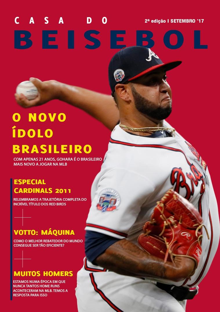 Revista Casa do Beisebol Edição#2: Setembro, 2017