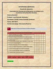 Diccionario Pictórico Candid Quesada