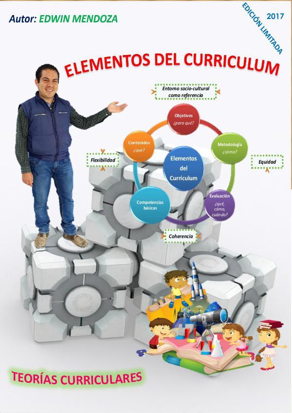 ELEMENTOS DEL CURRICULO revista de Edwin