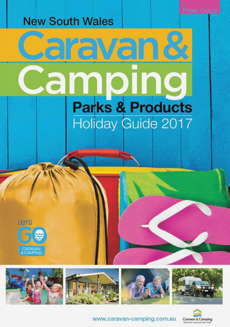 NSW Caravan & Camping Parks & Products Guide 2017