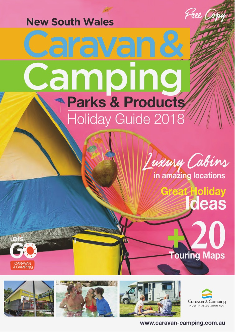 NSW Caravan & Camping Parks & Products Guide 2018