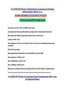 CCMH 535 RANK Extraordinary Success /ccmh535rank.com