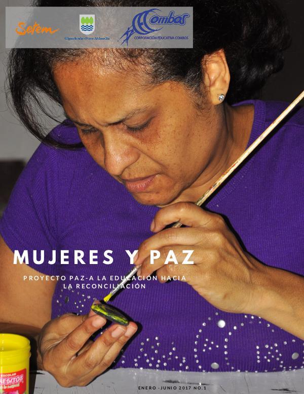 Mujeres y Paz Boletín Mujeres y Paz (1)