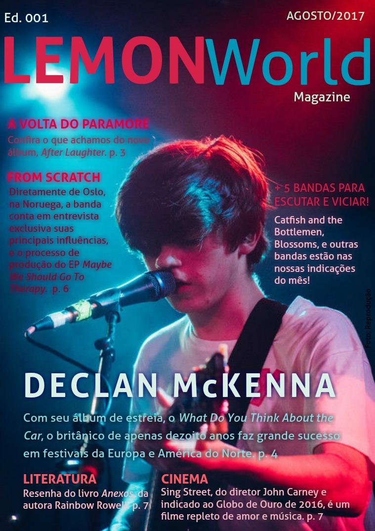 Lemonworld Magazine 001