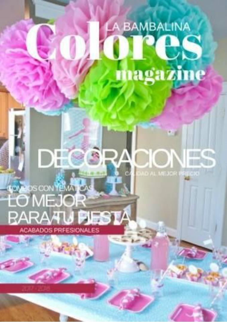 Mi primera revista 1