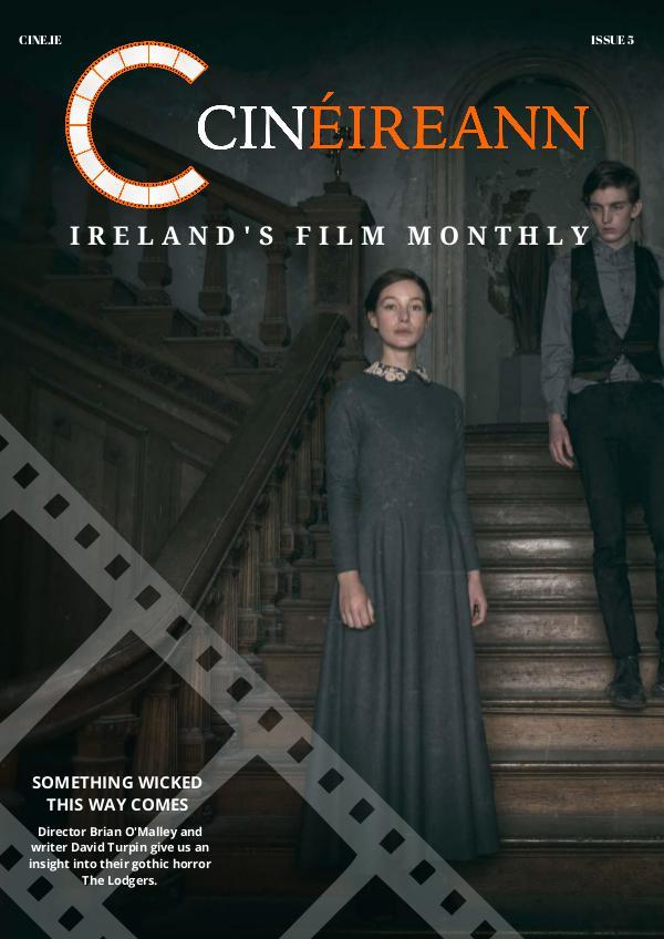 CinÉireann March 2018