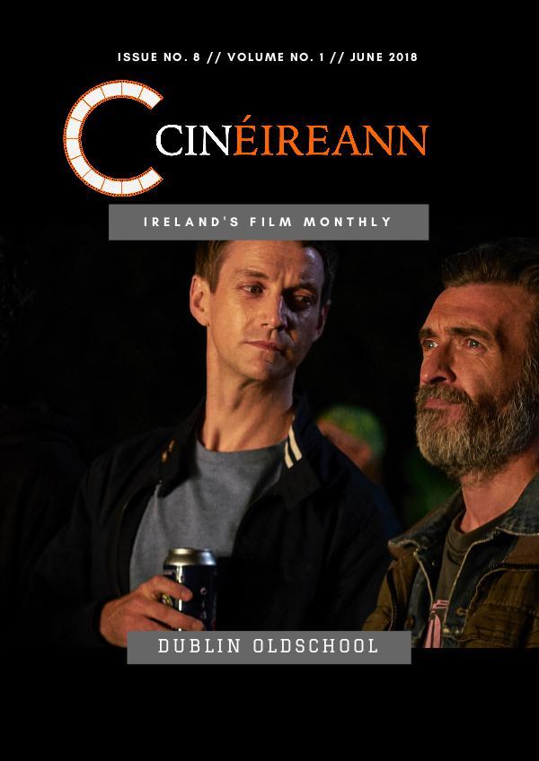 CinÉireann Issue 8