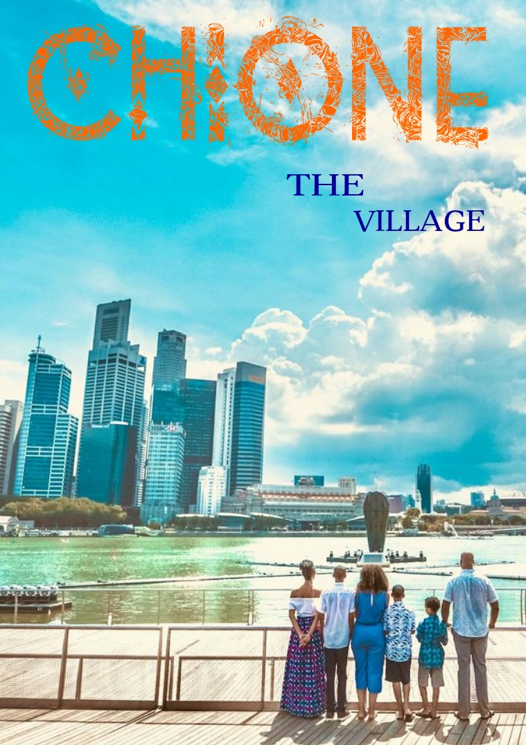 Issue Three 'The Village'