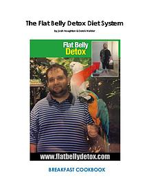 Josh Houghton: Flat Belly Detox Formula PDF / eBook Free Download