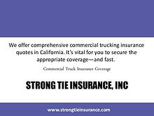Strong Tie Insurance, Inc