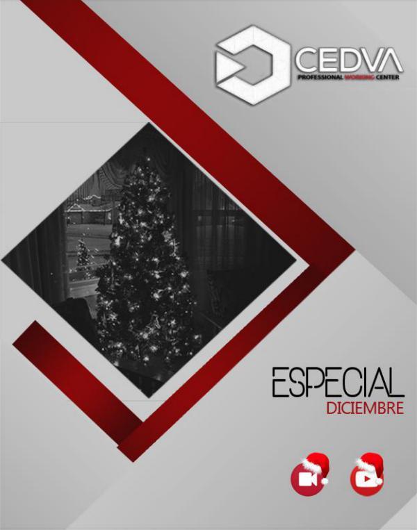 CEDVA ESPECIALES Edición Diciembre