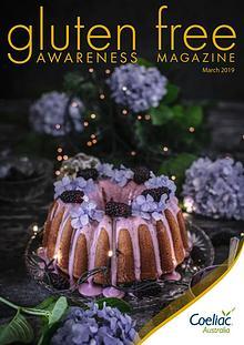 GLUTEN FREE awareness magazine