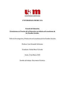 Diccionarios Pigtórico Taller Investigación