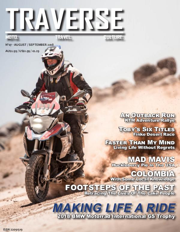 Issue 07 - August 2018