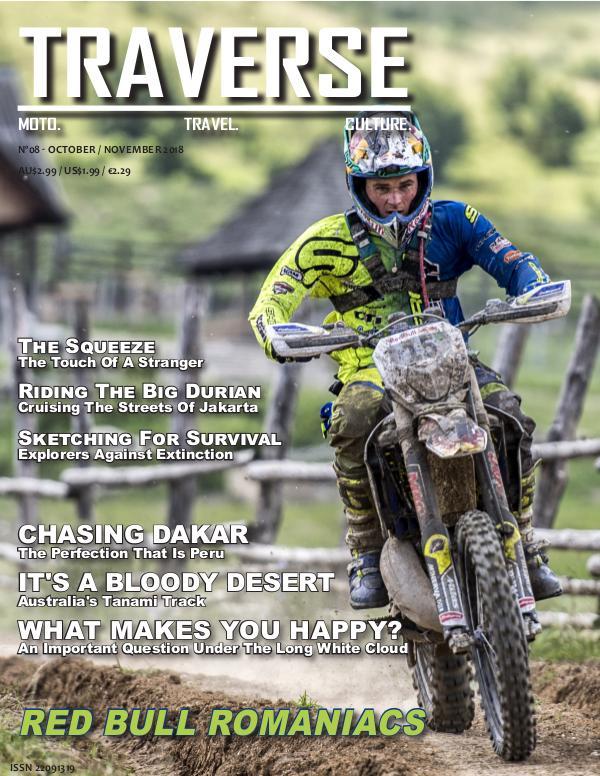Issue 08 - October 2018