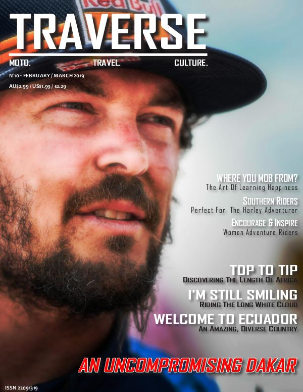 TRAVERSE Issue 10 - February 2019