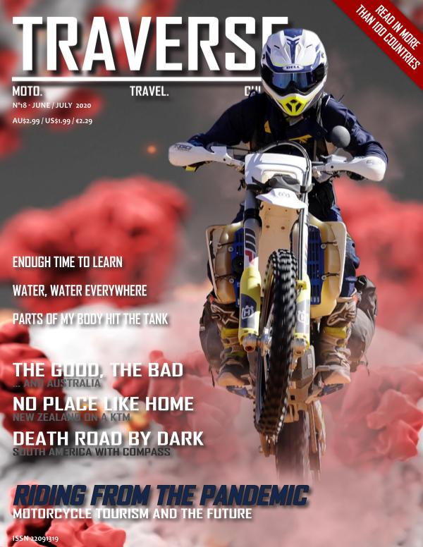 TRAVERSE Issue 18 - June 2020