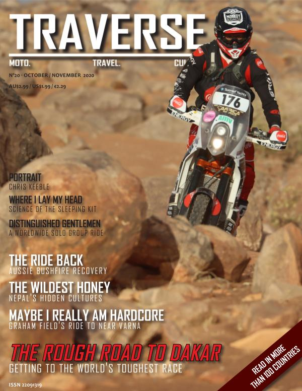 TRAVERSE Issue 20 - October 2020