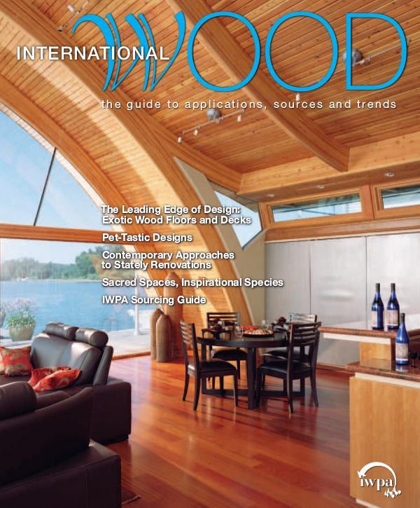 International Wood 2009