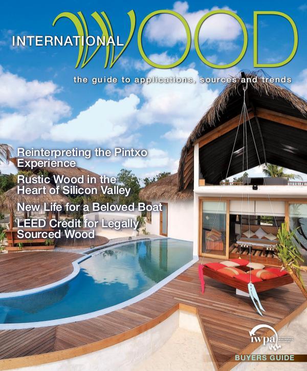 International Wood International Wood 2016
