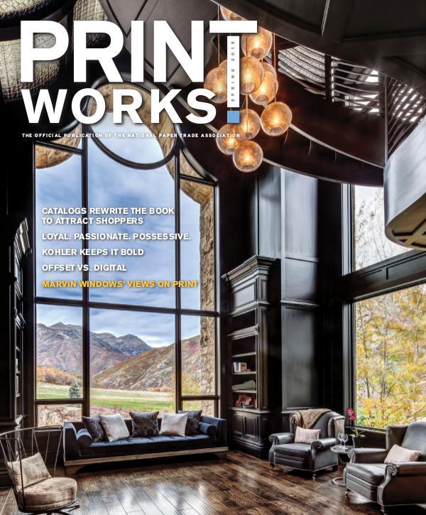 Print Works! Spring 2015