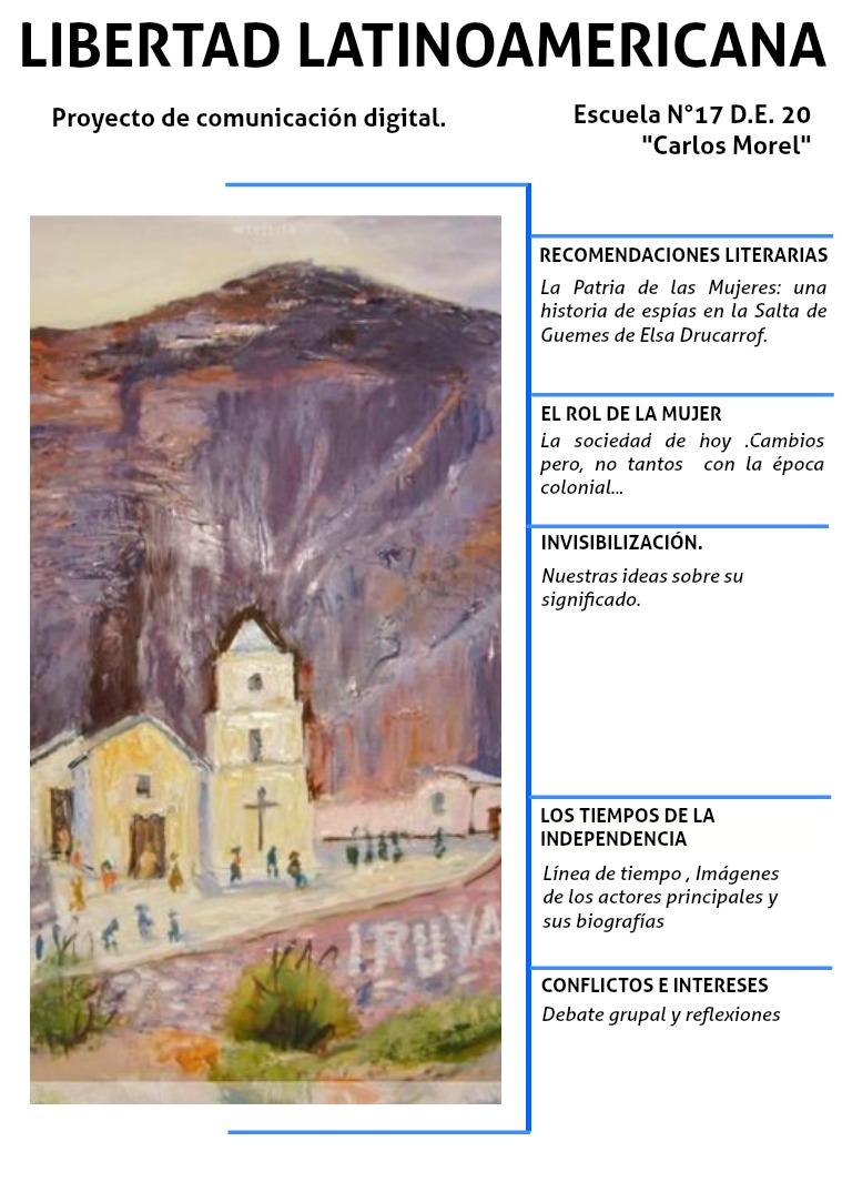 Libertad Latinoamericana Volumen 1