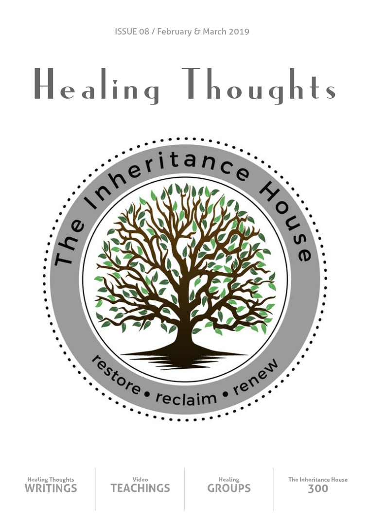 Healing Thoughts Issue #8