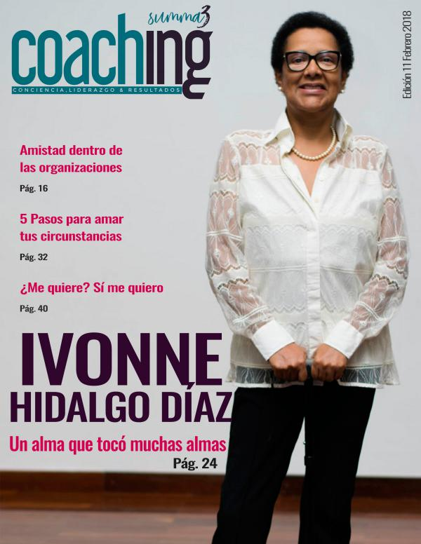 11a Edición Summa Coaching 11va Edición Summa Coaching