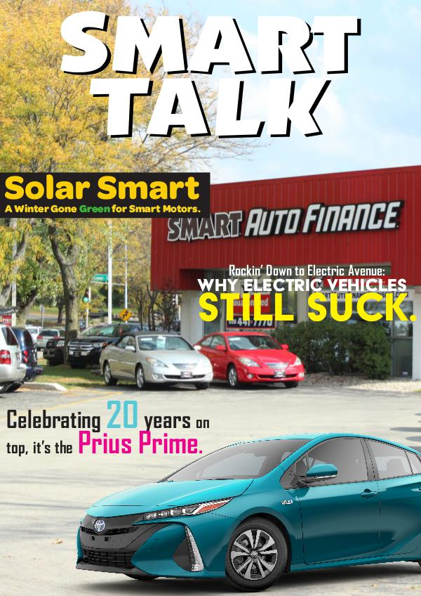 Smart Talk Newsletter Toyota In Madison Wi December