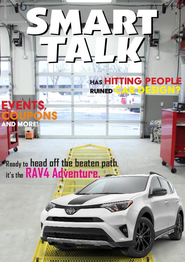 Smart Talk Newsletter - Toyota in Madison, WI Smart Talk January