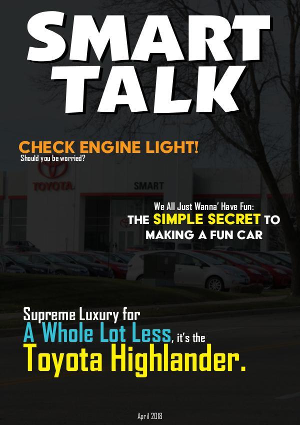 Smart Talk April