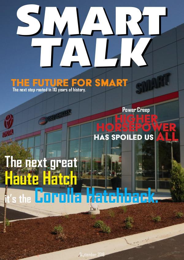 Smart Talk September