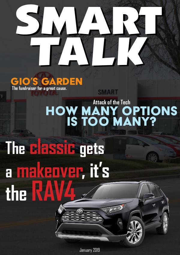 Smart Talk January