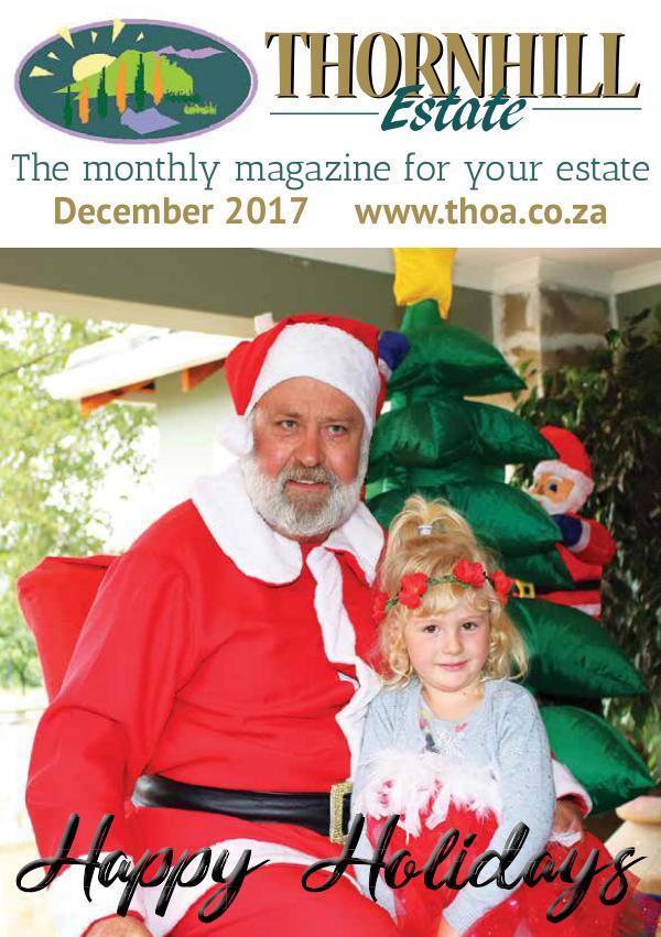 Thornhill Estate December 2017