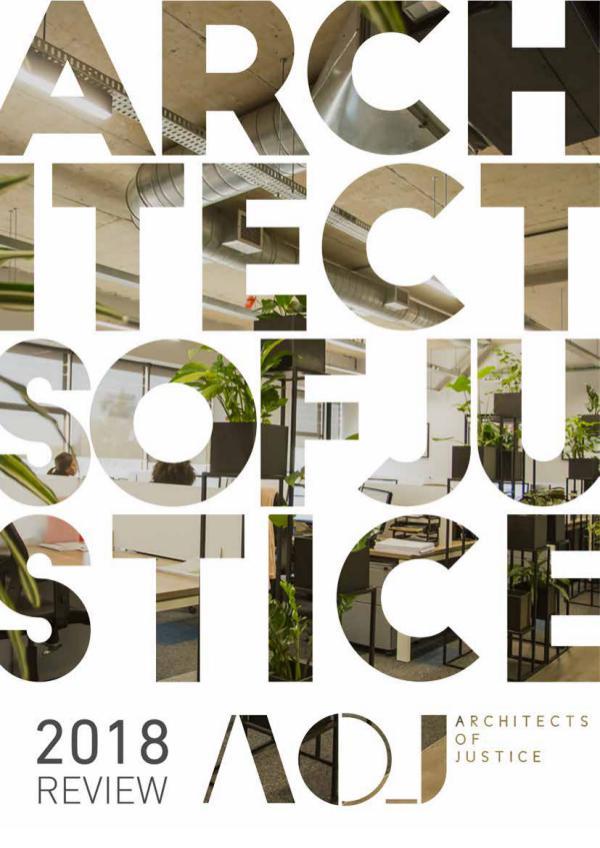 Architects Of Justice Architects Of Justice 2018 Review